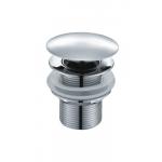 [product_id], Донный клапан Wasser Kraft Push-up A024 (хром), 3073, 1 300 руб., A024, Wasser Kraft, Смесители