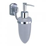 [product_id], Дозатор для жидкого мыла стеклянный Wasser Kraft Oder K-3099, 4079, 1 110 руб., K-3099, Wasser Kraft, Диспенсер жидкого мыла