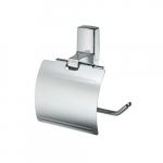 [product_id], Держатель туалетной бумаги с крышкой Wasser Kraft Leine К-5025, 4091, 1 230 руб., К-5025, Wasser Kraft, Держатель бумаги