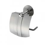 [product_id], Держатель туалетной бумаги с крышкой Wasser Kraft Ammer К-7025, 4140, 1 320 руб., К-7025, Wasser Kraft, Держатель бумаги