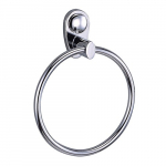 [product_id], Держатель полотенец кольцо Wasser Kraft Main K-9260, 4122, 870 руб., K-9260, Wasser Kraft, Вешалка для полотенец