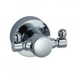 [product_id], Крючок двойной Wasser Kraft Donau K-9423, 3999, 690 руб., K-9423, Wasser Kraft, Крючок для ванной