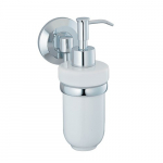 [product_id], Дозатор для жидкого мыла керамический Wasser Kraft Rhein K-6299C, 4050, 1 240 руб., K-6299C, Wasser Kraft, Диспенсер жидкого мыла