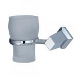 [product_id], Подстаканник стеклянный Wasser Kraft Aller K-1128, 4015, 880 руб., K-1128, Wasser Kraft, Подстаканник