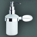 [product_id], Дозатор подвесной AM-4249, 5121, 1 720 руб., CRISTALLI, Art-max, Диспенсер жидкого мыла