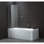 [product_id], Шторка на ванну Cezares TRIUMPH V11, 3552, 37 020 руб., TRIUMPH V11, Cezares, Шторки для ванн