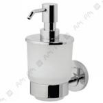 [product_id], Стеклянный диспенсер для жидкого мыла Am - Pm Bliss A5536900 (хром), 8645, 3 580 руб., Am - Pm Bliss, Am - Pm, Диспенсер жидкого мыла