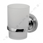 [product_id], Стеклянный стакан Am - Pm Bourgeois A6534300 (хром), 8661, 1 010 руб., Am - Pm Bourgeois, Am - Pm, Стакан