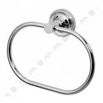 [product_id], Кольцо для полотенец Am - Pm Bourgeois A6534400 (хром), 8665, 1 010 руб., Am - Pm Bourgeois, Am - Pm, Вешалка для полотенец