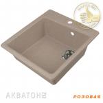[product_id], Кухонная мойка Акватон Парма (розовая), 8134, 4 149 руб., Парма, Акватон, Кухонные мойки