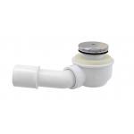 [product_id], Сифон для душевого поддона AlcaPlast A491CR (хром, компактный), , 950 руб., AlcaPlast A491CR, AlcaPlast, Системы слива для ванной