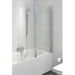 [product_id], Душевая шторка Cersanit Easy 115х140 P-PN-EASY*115, , 12 320 руб., Cersanit Easy, Cersanit, Шторки для ванн
