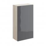 [product_id], Шкаф подвесной Cersanit Smart 35 P-SW-SMA/Gr 35 см. (серый-ясень), , 5 610 руб., Cersanit Smart, Cersanit, Шкафы навесные