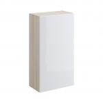 [product_id], Шкаф подвесной Cersanit Smart 35 P-SW-SMA/Wh 35 см. (белый-ясень), , 5 170 руб., Cersanit Smart, Cersanit, Шкафы навесные