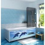 [product_id], Экран под ванну Englhome Premium 180 (фотопечать по внутренней поверхности, плексиглас ), 6555, 8 200 руб., Englhome Premium 180 плексигласс, Englhome, Экраны под ванну