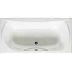 Чугунная ванна Roca Akira 2325G000R 170x85 (с противоскользящим покрытием и отверстием под ручки)