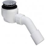 [product_id], Сифон для душевого поддона Viega Domoplex 364755 (хром), 6452, 1 175 руб., Viega Domoplex 364755, Viega, Системы слива для ванной