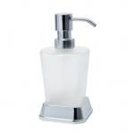 [product_id], Дозатор для жидкого мыла настольный Wasser Kraft Amper К-5499, , 1 170 руб., Amper К-5499, Wasser Kraft, Диспенсер жидкого мыла