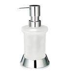 [product_id], Дозатор для жидкого мыла настольный Wasser Kraft Donau K-2499, , 1 155 руб., K-2499, Wasser Kraft, Диспенсер жидкого мыла