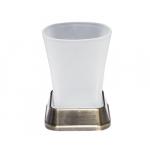 [product_id], Подстаканник стеклянный Wasser Kraft Exter K-5528, , 910 руб., Wasser Kraft Exter K-5528, Wasser Kraft, Подстаканник