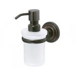 [product_id], Дозатор для жидкого мыла Wasser Kraft Isar К-7399 (темная бронза), , 1 590 руб., Wasser Kraft Isar К-7399, Wasser Kraft, Диспенсер жидкого мыла
