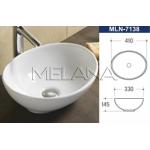 [product_id], Раковина на столешницу Melana MLN-7138 (3078) 41 см, , 3 010 руб., MLN-7138 (3078) 41 см, Melana, Накладные