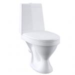 [product_id], Унитаз напольный Santeri Прайм (1P2054S0000BF) белый, , 3 190 руб., Прайм (1P2054S0000BF) белый, Santeri, Напольные