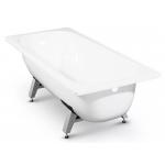 [product_id], Ванна стальная ВИЗ Antika Белая орхидея A-40001 140х70 см, , 4 650 руб., Antika, Виз, Стальные ванны