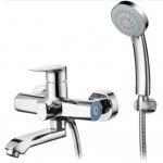 [product_id], Смеситель для ванны G-Lauf GOB3-A134 Хром, , 2 750 руб., GOB3-A134 Хром, G-Lauf, Для ванной