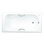 [product_id], Чугунная ванна Maroni Colombo 445970 170x75 (белая, с ножками и ручками), , 21 000 руб., Colombo 445970 170x75, Maroni, Чугунные ванны