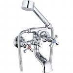 [product_id], Смеситель для ванны G-Lauf QSL3-A827 Хром, , 3 600 руб., QSL3-A827, G-Lauf, Для ванной