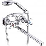 [product_id], Смеситель для ванны G-Lauf QST7-A827 универсальный Хром, , 2 600 руб., QST7-A827, G-Lauf, Для ванной