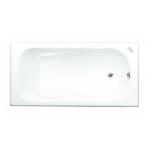 [product_id], Чугунная ванна Maroni Colombo 445973 150x75 (белая, с ножками, без отверстий под ручки), , 14 810 руб., Colombo 445973 150x75, Maroni, Чугунные ванны