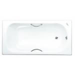 [product_id], Чугунная ванна Maroni Colombo 445974 150x75 (белая, с ножками и ручками), , 15 750 руб., Colombo 445974 150x75, Maroni, Чугунные ванны