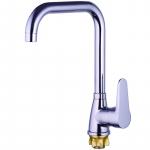 [product_id], Смеситель для кухни G-Lauf ZOP4-A146 Хром, , 1 900 руб., ZOP4-A146 Хром, G-Lauf, Для кухни