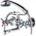 [product_id], Смеситель для ванны G-Lauf QMT3-A827 Хром, , 2 200 руб., QMT3-A827, G-Lauf, Для ванной