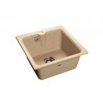 [product_id], Мойка кухонная GranFest Practic (P-420 пес) песок, , 3 600 руб., Practic (P-420 пес) песок, GranFest, Кухонные мойки