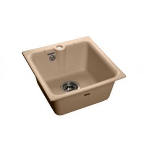 Мойка кухонная GranFest Practic (P-420 топаз) топаз