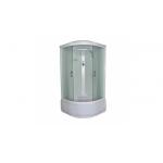 [product_id], Душевая кабина Loranto CS-8010 HI F 90х90 (прозрачное стекло, высокий поддон), , 15 800 руб., CS-8010 HI F 90х90, Loranto, Кабины