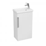 [product_id], Тумба для ванной OWL 1975 Runn 40 (OW07.01.00) с дверкой, , 5 200 руб., Runn 40 (OW07.01.00), OWL, Комплекты