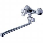 [product_id], Смеситель для ванны G-Lauf LOF6-A033 универсальный Хром, , 2 800 руб., LOF6-A033, G-Lauf, Для ванной