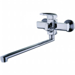 [product_id], Смеситель для ванны G-Lauf LOF7-A033 универсальный Хром, , 2 850 руб., LOF7-A033, G-Lauf, Для ванной