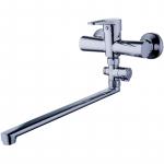 [product_id], Смеситель для ванны G-Lauf NUD6-A045 универсальный Хром, , 2 500 руб., G-Lauf NUD6-A045, G-Lauf, Для ванной