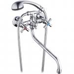 [product_id], Смеситель для ванны G-Lauf QFR7-A722 универсальный Хром, , 1 800 руб., QFR7-A722, G-Lauf, Для ванной