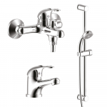 [product_id], Комплект для ванны Rossinka SET (SET35-80), , 5 670 руб., SET (SET35-80), Rossinka, Комплекты смесителей для ванной комнаты