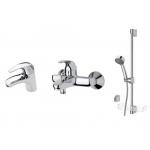[product_id], Комплект смесителей для ванной комнаты Oras Polara 1496, , 10 880 руб., Oras Polara 1496, Oras, Комплекты смесителей для ванной комнаты
