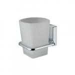 [product_id], Подстаканник стеклянный одинарный Wasser Kraft Leine К-5028, 4095, 1 160 руб., К-5028, Wasser Kraft, Подстаканник