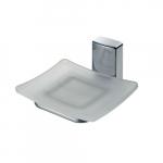 [product_id], Мыльница стеклянная Wasser Kraft Leine К-5029, 4096, 1 120 руб., К-5029, Wasser Kraft, Мыльница
