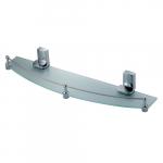 [product_id], Полка стеклянная Wasser Kraft Leine К-5024, 4104, 2 730 руб., К-5024, Wasser Kraft, Стеклянная полка