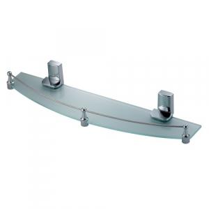 Полка стеклянная Wasser Kraft Leine К-5024